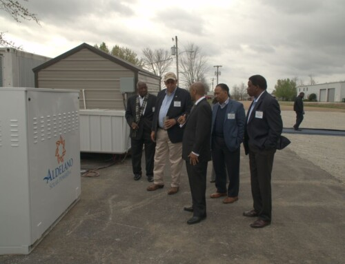 Military Generals Partner with Tennessee Solar Firm to Model Technology Globally