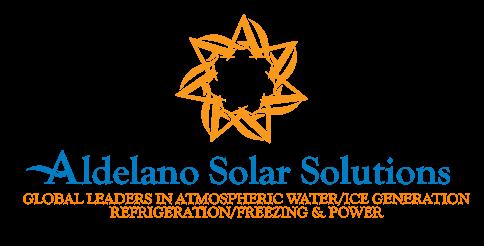Aldelano Solar ColdBox Logo